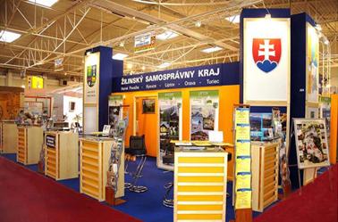 Žilinský samosprávny kraj (ITF Slovakia 2006 ,70m2)