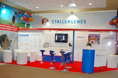 STALLERGENES (CSAKAI, Zilina 2009, 25 m2)