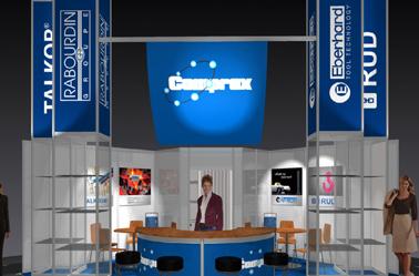 COMPREX (MSV Brno, 25 m2)