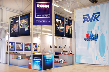 RONN  (AQUA Trenčín  2008,  40 m2)