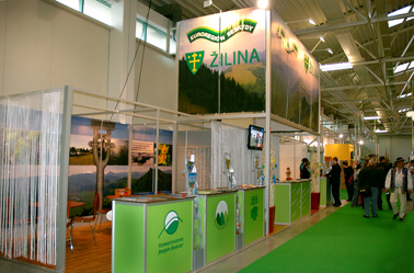 Euroregion Beskydy a TIK mesta Zilina (ITF Slovakiatoru 09, 52 m2)