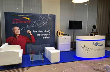 EUROsystem 3x3 rovna stena
