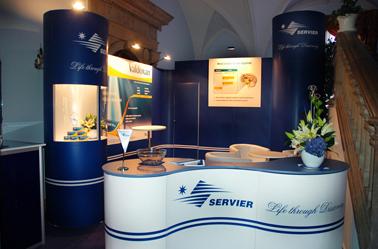 SERVIER SLOVENSKO, farmaceuticke kongresy na Slovensku 2009, 2010, 2011