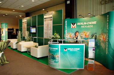Berlin Chemie Žilina 2012
