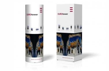 Prezentačné veže a stĺpy